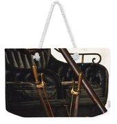 Take The Wheel Weekender Tote Bag