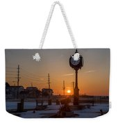 Take Time To Remember Seaside Park Nj Weekender Tote Bag