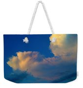 Taken Up Weekender Tote Bag