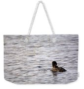 Taking Chick For Ride Weekender Tote Bag
