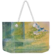 Taking Flight To The Light Weekender Tote Bag