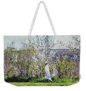 Taking Off Weekender Tote Bag
