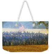 Taking The Field Weekender Tote Bag