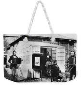 Talbotype, 1845 Weekender Tote Bag
