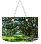 Tale Of The Oaks Weekender Tote Bag