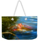 Tale Of The Wild Koi 2  Weekender Tote Bag