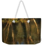 Tales From The Riverbank   V Weekender Tote Bag
