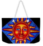Talking Sun Weekender Tote Bag