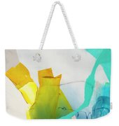 Talking To Myself Weekender Tote Bag