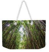 Tall Bamboo Weekender Tote Bag