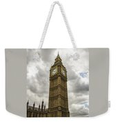 Tall Big Ben Weekender Tote Bag