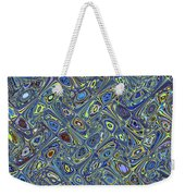 Tall Building In Phoenix Abstract Weekender Tote Bag