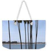 Tall Palms Weekender Tote Bag