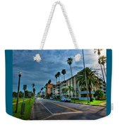 Tall Palms Weekender Tote Bag