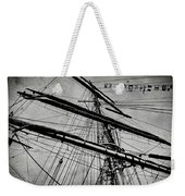 Tall Ship Mast V3 Weekender Tote Bag