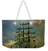 Tall Ship New York Harbor 1976 Weekender Tote Bag