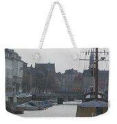 Tall Ship Of Copenhagen Weekender Tote Bag