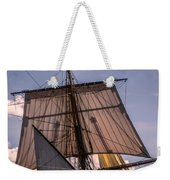 Tall Ship Sails 6 Weekender Tote Bag