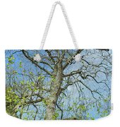 Tall Tree Weekender Tote Bag