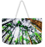 Tall Trees To The Sky Weekender Tote Bag