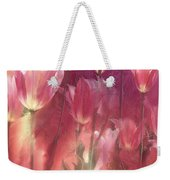 Tall Tulips Weekender Tote Bag