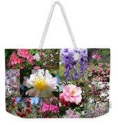 Tallahassee Springtime Collage Weekender Tote Bag