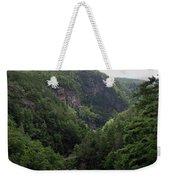 Tallulah Gorge 12 Weekender Tote Bag