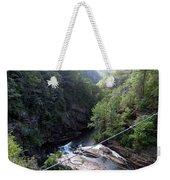 Tallulah Gorge 2 Weekender Tote Bag