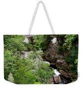 Tallulah Gorge 9 Weekender Tote Bag