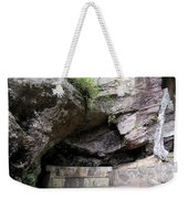 Tallulah Gorge Stone Bench 2 Weekender Tote Bag