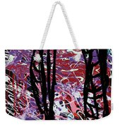 Talons Of Tomorrow Weekender Tote Bag