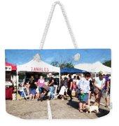 Tamales For Sale Weekender Tote Bag