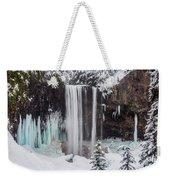 Tamanawas Falls 1 Weekender Tote Bag