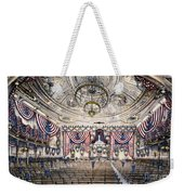 Tammany Hall, Nyc Weekender Tote Bag