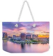 Tampa Bay Panorama  Weekender Tote Bag