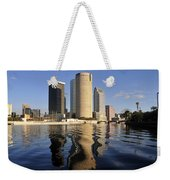 Tampa Florida 2010 Weekender Tote Bag