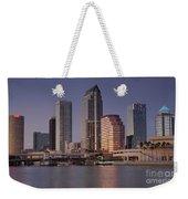 Tampa Florida  Weekender Tote Bag