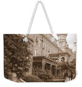 Tampa Gem In Sepia Weekender Tote Bag