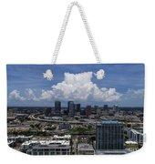 Tampa Weekender Tote Bag