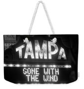 Tampa Theatre Gone With The Wind Weekender Tote Bag