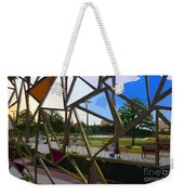 Tampa Through Art Weekender Tote Bag