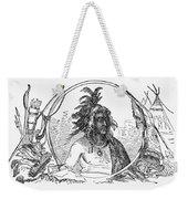 Tanacharison (c1700-1754) Weekender Tote Bag