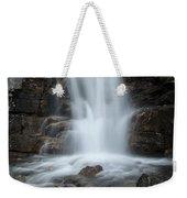 Tangle Creek Falls, Alberta, Canada Weekender Tote Bag