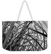 Tangled Grass Weekender Tote Bag