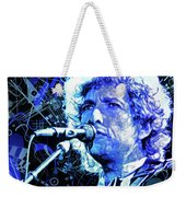 Tangled Up In Blue, Bob Dylan Weekender Tote Bag