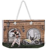 Tango Dancers In The Street Weekender Tote Bag