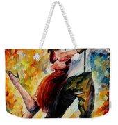 Tango In Red Weekender Tote Bag