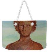 Tanit Mythical Godess Of Ibiza  Weekender Tote Bag