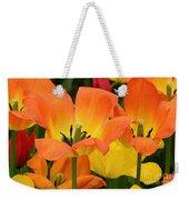 Tantalizing Tulips Weekender Tote Bag
