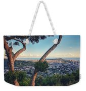 Tantalus Views Weekender Tote Bag